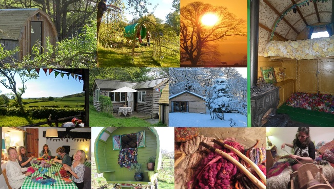 Pachamama Craft Holidays Glamping Fiber Art Courses Workshops 1