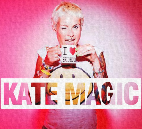 kate magic cover 1